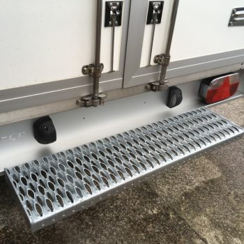 Fixed Trailer Step